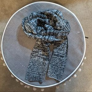 super long and cozy scarf